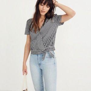 Nice Madewell blouse